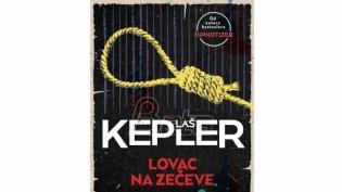 Vulkan: Roman Laša Keplera - Lovac na zečeve