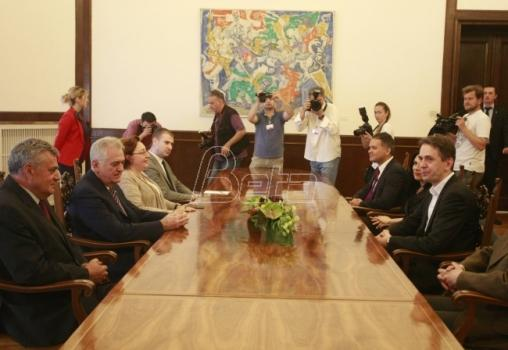 Radulović: SNS ima tanku skupštinski većinu