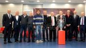 Zvezda obeležila 29 godina od osvajanja titule evropskog šampiona