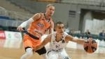 Partizan izgubio od Ulma, četvrti na ...