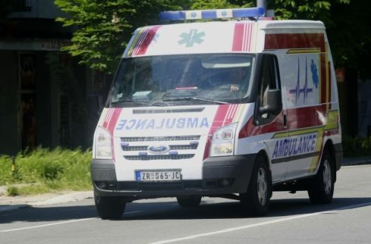 Dve osobe lakše povredjene u udesima u Beogradu