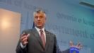 Tači: Dijalog o normalizaciji odnosa od životnog značaja za Kosovo i Srbiju