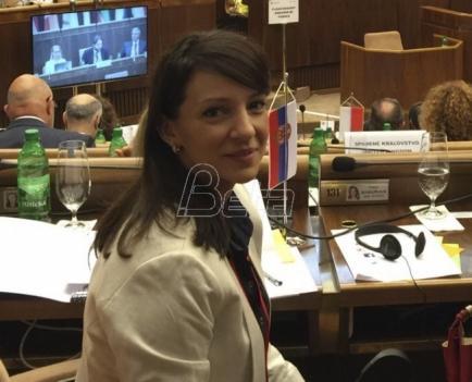 Marinika Tepić pristupila Novoj stranci