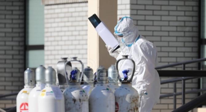 Ivanuša: Srbija medju vodećim državama po broju inficiranih korona virusom na 100.000 stanovnika