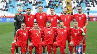 Srbija igrala nerešeno sa Ukrajinom, baraž šansa za plasman na EP