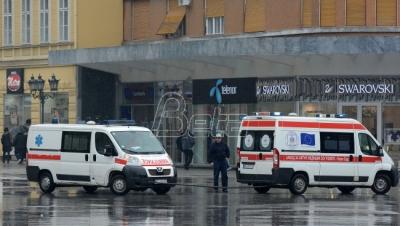 U saobraćajnoj nesreći na Miljakovcu tri osobe teže a ...