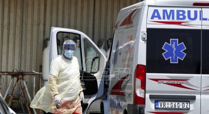 U Srbiji preminulo još 13 osoba od posledica infekcije, najviše za dan od početka epidemije