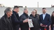 Sergej Bubka obišao atletski stadion u Ćupriji