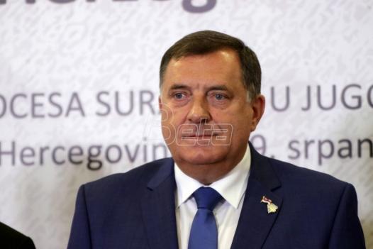 ANP stigao u Dodikov kabinet, odluka o tom dokumentu 20. avgusta na sednici Predsedništva BiH