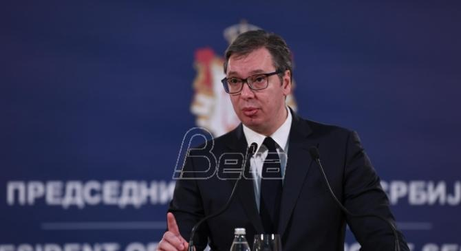 Vučić o zagadjenju: Situacija bila gora kad sam ja bio dete