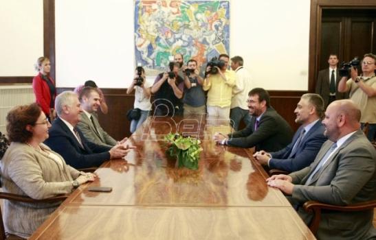 Jovanović (LDP): Spreman sam da razgovaram sa Vučićem