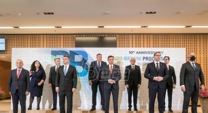 Vučić: Na samitu u Sloveniji bilo reči o promeni granica, Srbija poštuje već utvrdjene granice