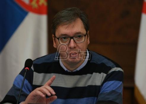 Aleksandar Vučić: Nego šta ćemo nego da tražimo izručenje Ramuša Haradinaja