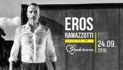Eros Ramacoti kreće na turneju, u septembru u Beogradu