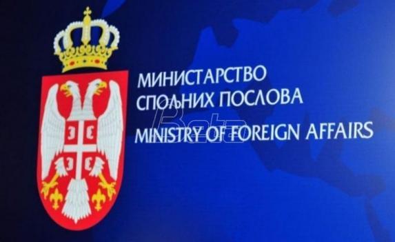 MSP: Sutra će početi povratak osoblja ambasade Srbije u Skoplje