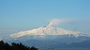 Vulkan Etna ponovo aktivan, izbacuje pepeo