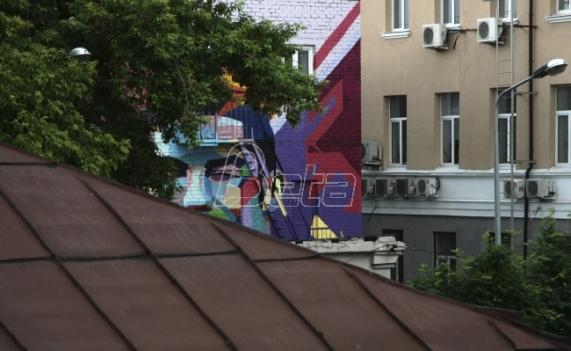 Ronaldo dobio mural na zgradi u Kazanju (VIDEO)