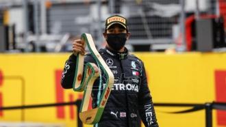 Hamilton zadovoljan prvom pobedom u sezoni