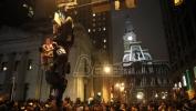 Slavlje i neredi na ulicama Filadelfije (VIDEO)