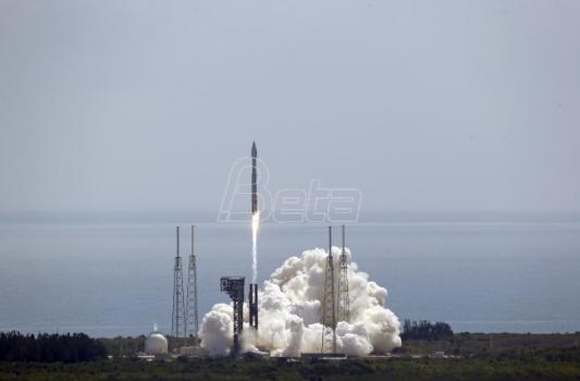 Letelica Džon Glen lansirana ka svemirskoj stanici (VIDEO)