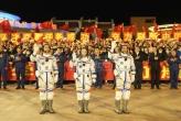 Kina poslala tri astronauta u šestomesečnu misiju na svemirskoj stanici