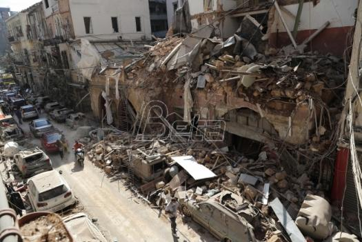 Rusija šalje pet aviona pomoći u Bejrut