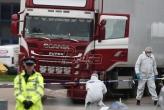 U Francuskoj privedeno 13 osumnjičenih za smrt 39 migranata u kamionu