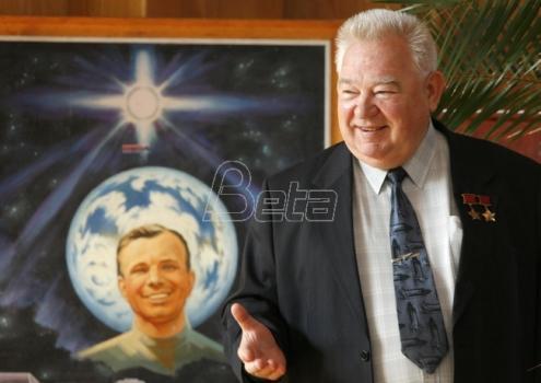 Umro ruski kosmonaut Georgij Grečko