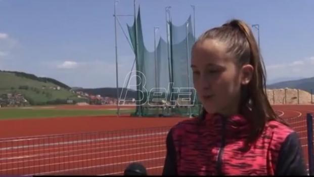 EYOF: Amra Terzić sedma na 3.000 metara u Djeru