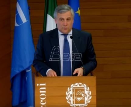 Tajani uoči puta u Crnu Goru: EU članstvo za sve koji se promene na bolje