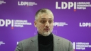 Čedomir Jovanović (LDP): Srbija mora da bira - demokratija ili putinizacija