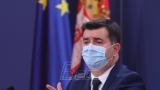 Djerlek:  U Srbiji vakcinisano više od 42 odsto punoletnih