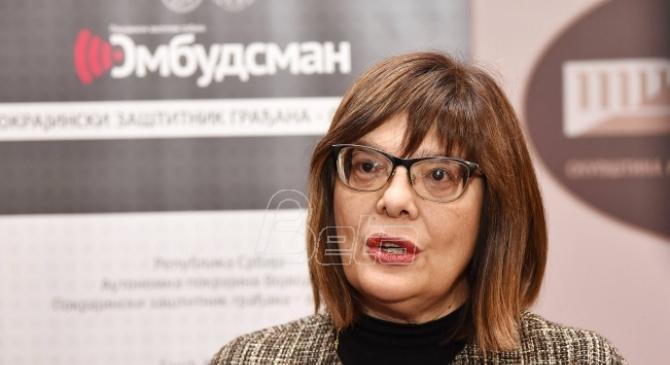 Maja Gojković: Rano za bojkot, verujem da će većina partija učestvovati na izborima