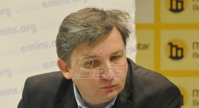 Dragan Djukanović: Ne postoji suštinski zaokret spoljne politike Srbije prema zapadu i SAD