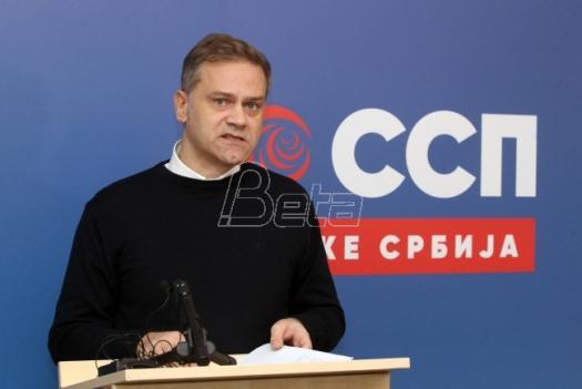 Borko Stefanović (SSP): Vlada nastavlja da ćuti na maltretiranje radnika