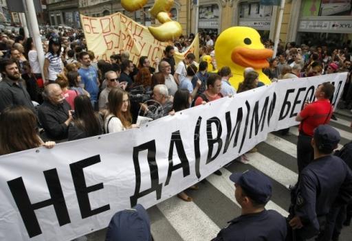 Ne davimo Beograd: Nastavljeni radovi na izmeštanju linija trolejbusa Dorćolu uprkos obećanjima