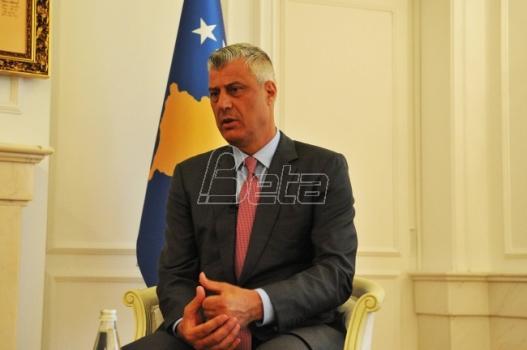 Tim Džuda: Dijalog Srbije i Kosova oslabljen ako Tači podnese ostavku