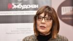 Maja Gojković: Ne možemo biti zadovoljni dinamikom otvaranja pregovaračkih poglavlja