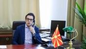 Pendarovski od Vartolomeja zatražio priznanje Makedonske pravoslavne crkve