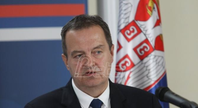 Dačić: Tanja Fajon nije objektivna, ona navija za opoziciju u kojoj je Dragan Djilas