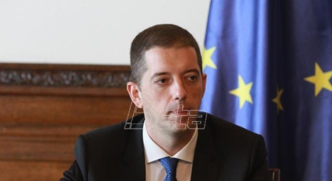 Djurić: Insistirali smo da ZSO bude prva tema razgovora, Priština protiv