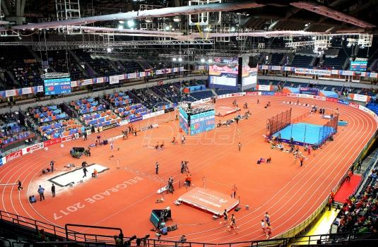 Svečano otvoreno Evropsko dvoransko prvenstvo u atletici