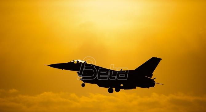Mediji: Rumunija u naredne dve godine kupuje još pet aviona F-16 od Portugalije