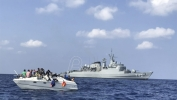Libanska mornarica spasila 32 sirijske izbeglice na moru