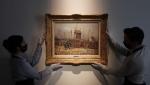 Retko vidjena Van Gogova slika biće izložena pred aukciju