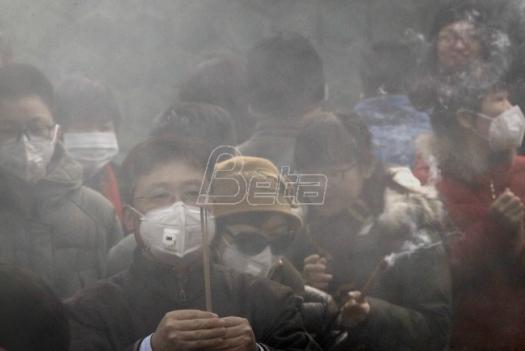 Peking u gustom smogu
