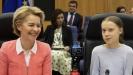 Greta Tunberg: Zakon EU o klimi je predaja