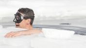 Čeh postavio svetski rekord u ronjenju pod ledom na dah