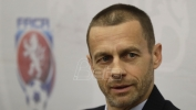 Predsednik UEFA u petak u Srbiji