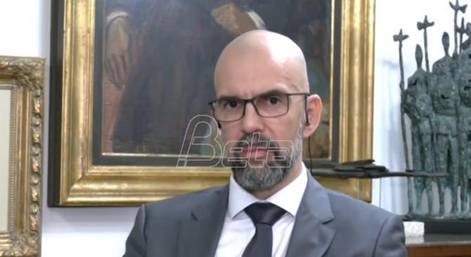 Beljanski: Političke i interesne grupacije možda žele da preuzmu advokatske komore